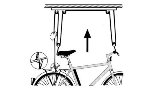 11dd2a7da4ef45 Portabici da Muro & Soffitto: un mare di scelta su Bikester